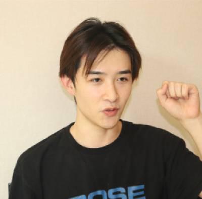 在广州倍生植发医院找杨晓做发际线种植手术后60天