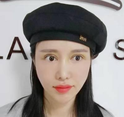 在广州韩妃找李光琴医生做双眼皮修复手术后