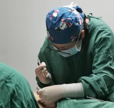 王志强院长为我做的自体脂肪隆胸手术后