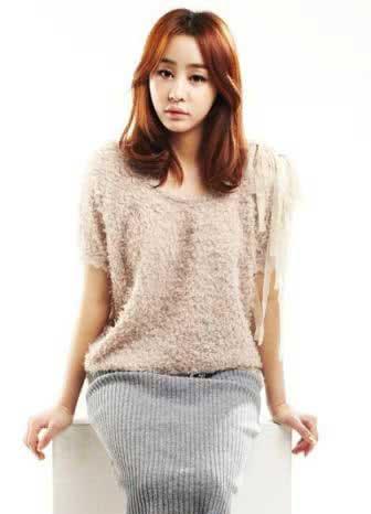 许誉恩担任韩国明星网上购物模特