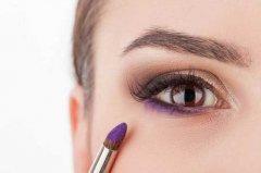 全切双眼皮多久可以化妆,化妆时需要注意的4点问题
