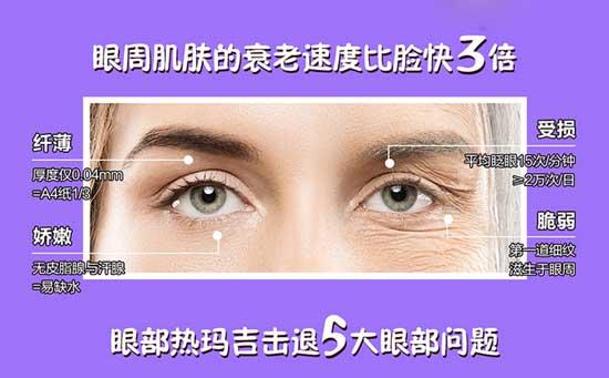 眼部热玛吉术后要如何护理