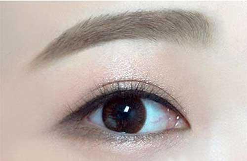 内眼角如何修复