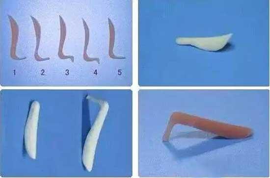 硅胶隆鼻假体的永久性