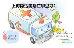 上海隐适美哪个医生好?附上隐适美矫正价格