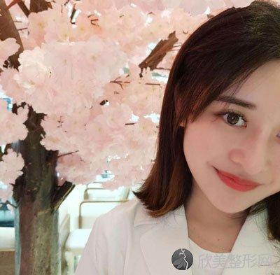 蓉雅-陈建华做隆鼻术后60天图片