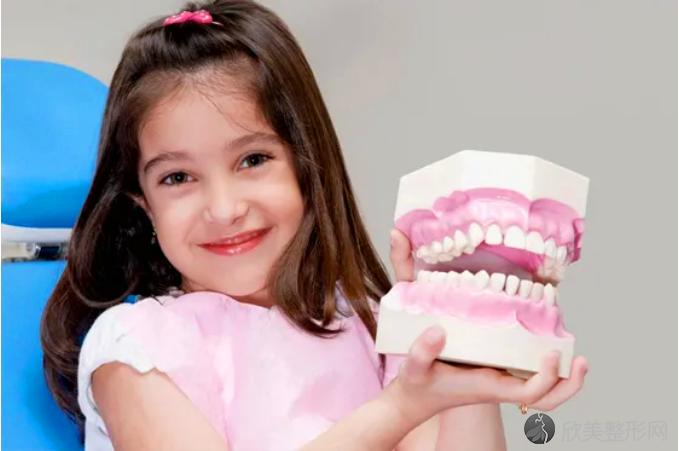 儿童牙齿矫正最佳年龄