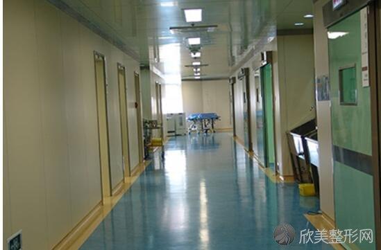 北京大学口腔医院医院环境