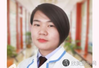 重庆骑士医院疤痕修复科张园园医生
