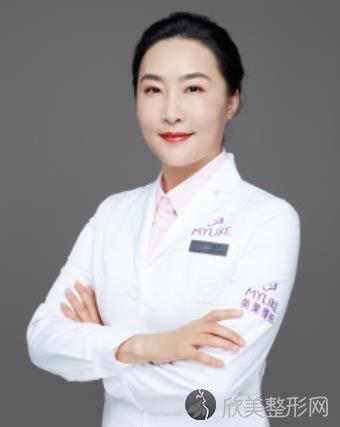 杭州美莱医疗美容医院秦翼医生