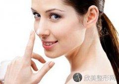鼻头肥大如何矫正鼻头缩小价格贵不贵?术后如何修复?