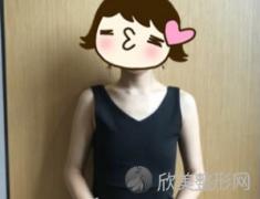 北京叶子整形李明医生隆胸怎么样?来看真实案例效果吧!