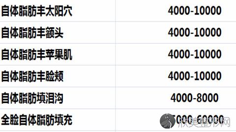 杭州同荣丽格郭同荣做脂肪填充怎么样?全脸脂肪填充多少钱?附案例