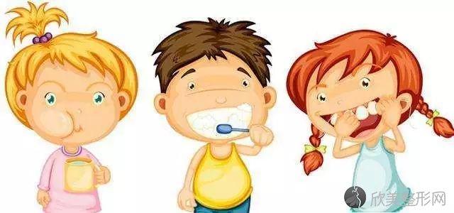 史上最强最全儿童口腔知识科普,这些你都知道么?